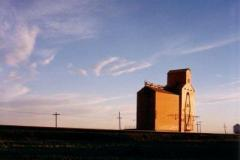 Old Grand Coulee Elevator